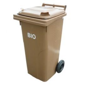 Пластмасов Кош за БИО отпадъци 120 литра