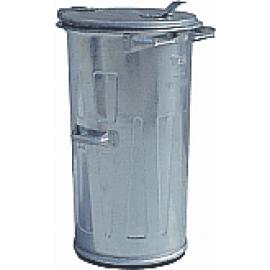 Метална кофа 110 литра