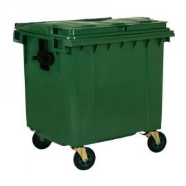 Пластмасов контейнер тип Ракла с вместимост 1100 литра