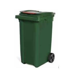 Пластмасов кош за отпадъци с вместимост 240 литра