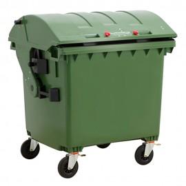 Пластмасов контейнер тип Бобър 1100 литра