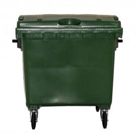"""Пластмасов контейнер тип """"Ракла"""" 1100 литра"""