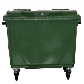 Пластмасов контейнер 660 литра